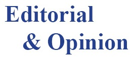 Editorial & Opinion Head - Web - April 2014