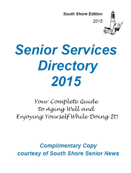 Senior Services Directory 2015 - COVER