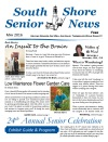 South Shore Senior News - May 2016 - COVER